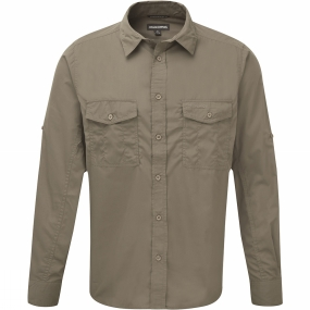 Mens Kiwi Long Sleeve Shirt from Craghoppers