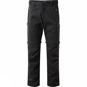 Mens Kiwi Pro Convertable Trousers from Craghoppers