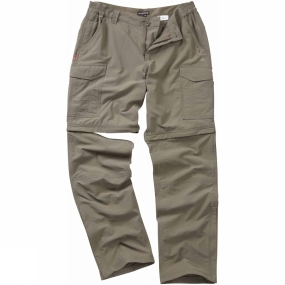 Mens NosiLife Convertible Trousers from Craghoppers