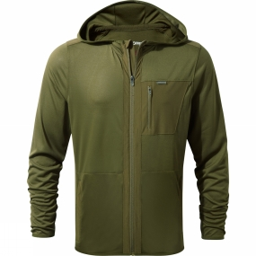 Mens NosiLife Elgin Hood Jacket from Craghoppers