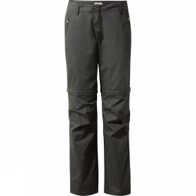 Womens C65 Convertible Trousers from Craghoppers