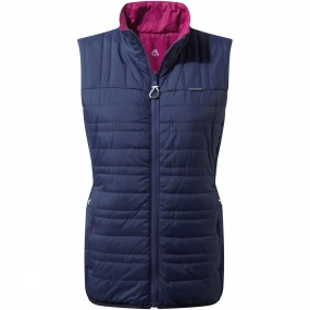 Womens Compre Short Sleeve Lite Vest II from Craghoppers