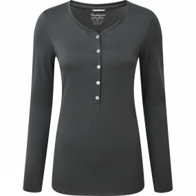 Womens Gracefield Long Sleeve T-Shirt from Craghoppers