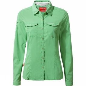 Womens NosiLife Adventure Long Sleeve Shirt from Craghoppers