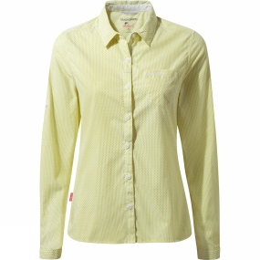Womens NosiLife Shona Long Sleeve Shirt from Craghoppers