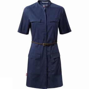 Womens NosiLife Symone Shirt Dress from Craghoppers