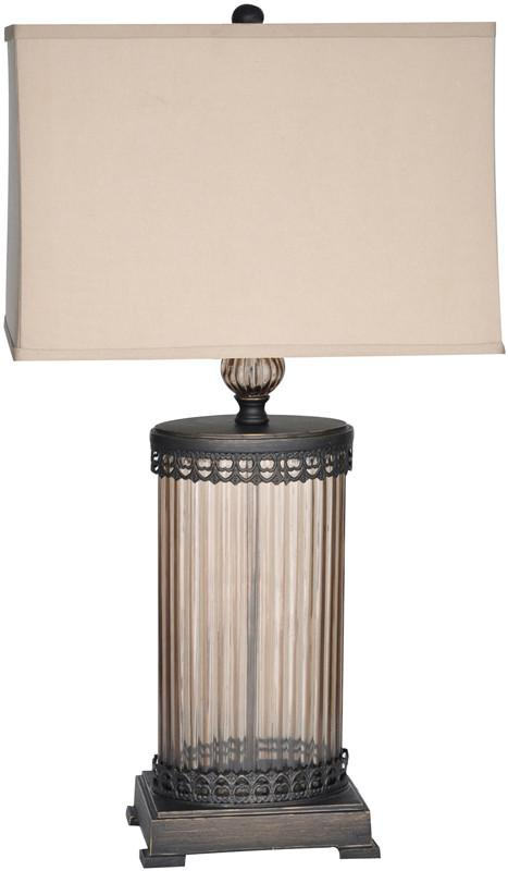 Crestview Collection CVABS689 Mashala Table Lamp 11/16 X 12/17 X 11 from Crestview Collection
