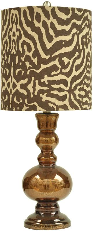 Crestview Collection CVABS725 Tanzinc Table Lamp 12 X 13 X 12 from Crestview Collection
