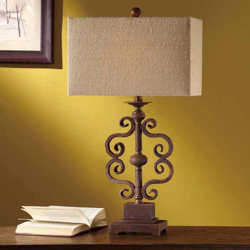 Crestview Collection CVAER555 Avenue Table Lamp 16/10 X 16/10 X 10 from Crestview Collection