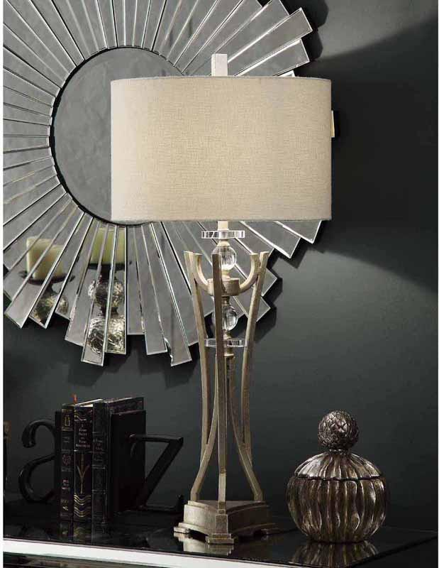 Crestview Collection CVAER567 Ellis Table Lamp 16 X 16 X 10 from Crestview Collection