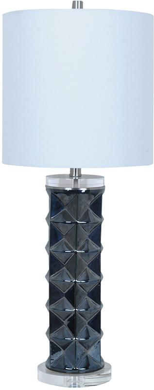 Crestview Collection CVAP1775 Dimensions Table Lamp 13 X 13 X 12.5 from Crestview Collection