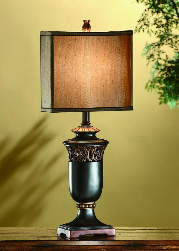 Crestview Collection CVATP501 Lucerne Table Lamp 10/12 X 12/12 X 11 from Crestview Collection