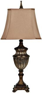 Crestview Collection CVAUP324 Andra Table Lamp 10/10 X 15/15 X 11.5 from Crestview Collection
