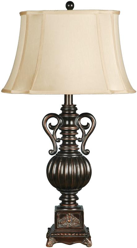 Crestview Collection CVAUP342 Moira Table Lamp 8/13 X 13/18 X 12 from Crestview Collection