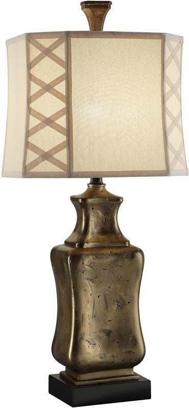 "Crestview Collection CVAUP880 Bristol Talbe Lamp 33.5""Ht 11/13 X 12/14 X 11 from Crestview Collection"