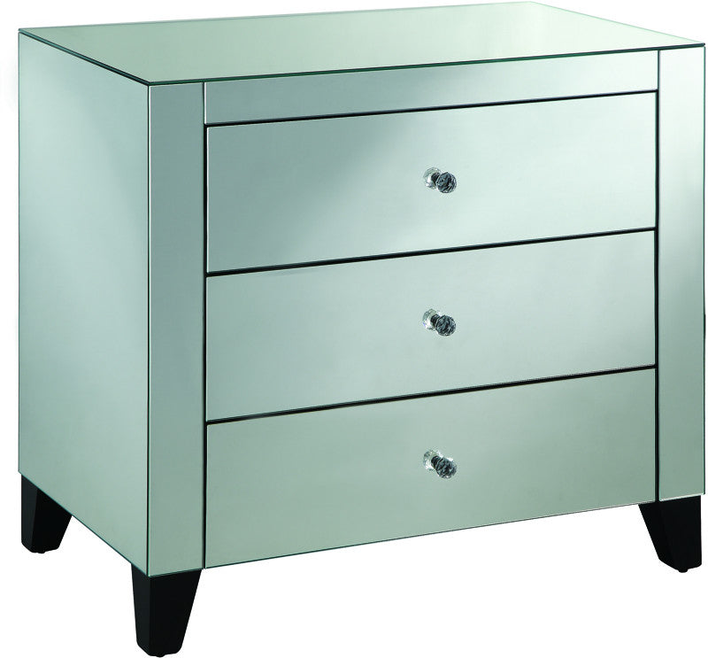 Crestview Collection CVFZR046 Fletcher Chest 30W X 18D X 27Ht. from Crestview Collection