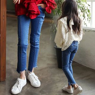 Kids Crop Jeans from Cuckoo