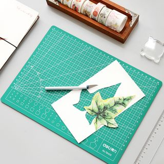 A4 Cutting Mat Green - One Size from Cute Essentials