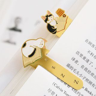 Animal Metal Bookmark from Cute Essentials