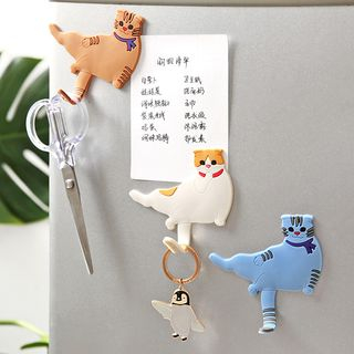 Cat Fridge Magnet from Cute Essentials