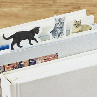 Cat Print Memo Pad from Cute Essentials