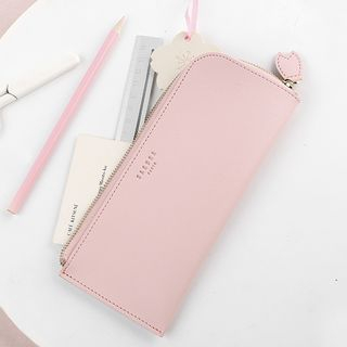 Faux Leather Pencil Case from Cute Essentials