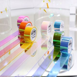 Iridescent Color Masking Tape from Cute Essentials