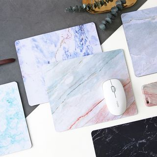 Marble Print Mouse Pad from Cute Essentials