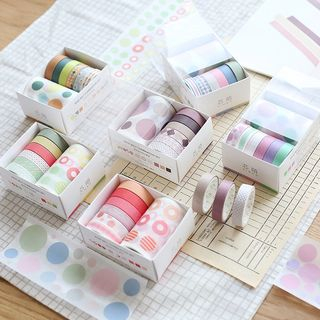 Set: Printed Masking Tape from Cute Essentials