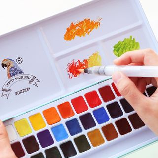 Watercolor Paint Set from Cute Essentials