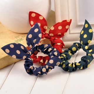 Bow Hair Scrunchy from DEBE