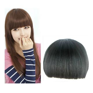 Clip-On Hair Fringe from DEBE