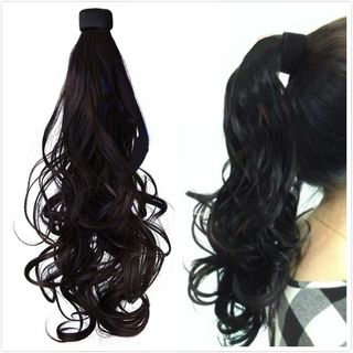 Curly Pony Tail Wig from DEBE