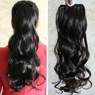 Curly Ponytail from DEBE