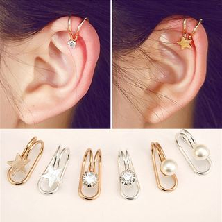 Ear Cuff from DEBE