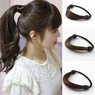 Faux Hair Tie from DEBE