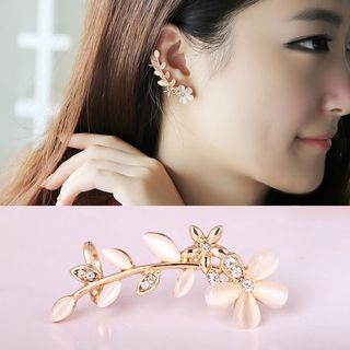 Floral Earring from DEBE