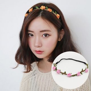 Flower Hairband from DEBE