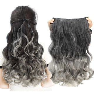 Gradient Wavy Hair Extension from DEBE