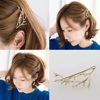 Leaf Hair Pin from DEBE