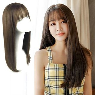 Long Full Wig - Straight from DEBE