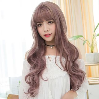 Long Full Wig - Wavy from DEBE