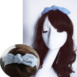 Printed Bow Headband (various designs) from DEBE