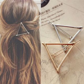 Triangle Hair Clip from DEBE