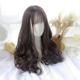 Wavy Long Full Wig from DEBE