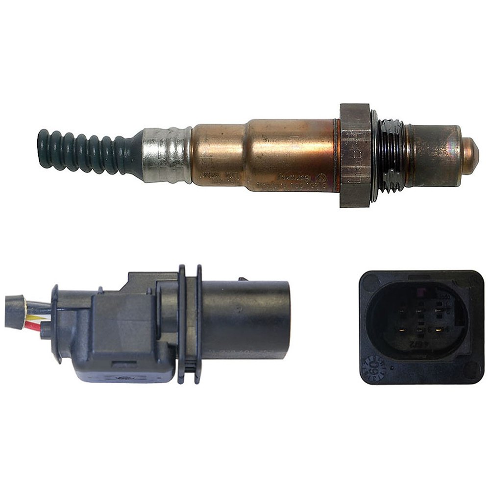 New 2010 Volkswagen Jetta O2 Sensor 2.0L Eng. - L4 Eng. - DIESEL - Downstream from DENSO Auto Parts