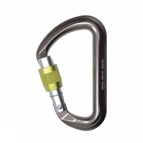 Aero Screwgate Karabiner from DMM