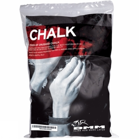 Crushed Chalk 250g Bag from DMM