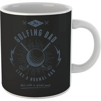 Golfing Dad Mug from Dad Hobbies