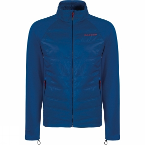 Mens Edge Off Hybrid Jacket from Dare 2 b